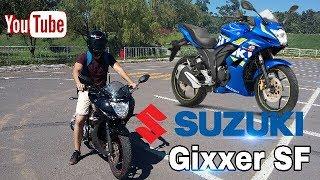 GIXXER 150cc SF // Conociendola más