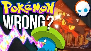 The Pokemon Moves the ANIME got WRONG! | Gnoggin - Pokemon Anime Mistakes