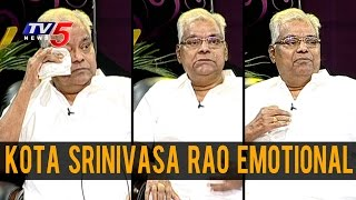 Kota Srinivas Emotional | Friends About Kota Srinivasa Rao Greatness andamp; Love On His Family