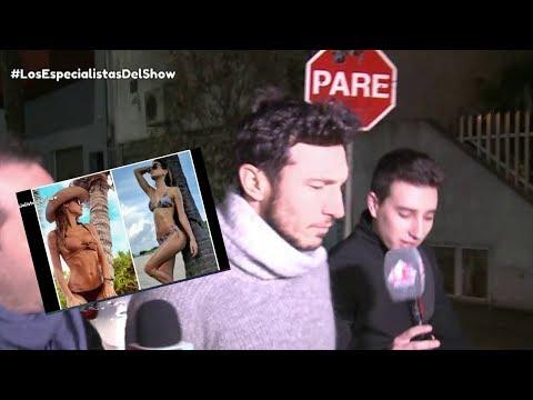 Pico cerrado: ¿El ex tenista dejó definitivamente a Pampita?