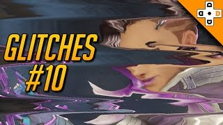 Overwatch Funny Glitches, Bugs, & Lag Moments #10 - Highlights Montage