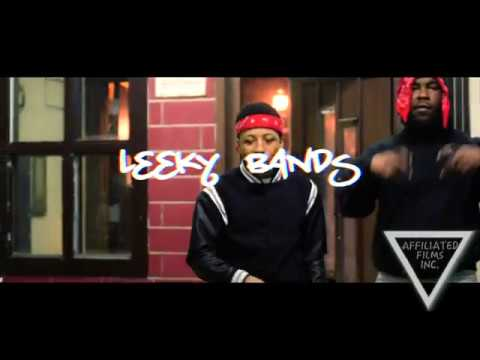 Leeky Bands - Stand Down (Jay Blixky Diss) Official Music Video
