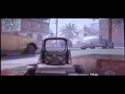 Modern warfare 2 : domination on favela (SCAR H) Video