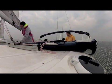 Marina Di Ravenna - Xxx Campionato Invernale - 3a Prova video