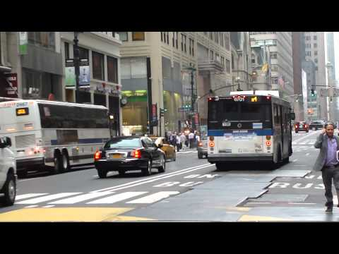 New york bus m4 route
