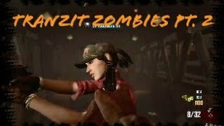 CALL OF DUTY BLACK OPS 2 TRANZIT ZOMBIES RUNTHROUGH PART 2