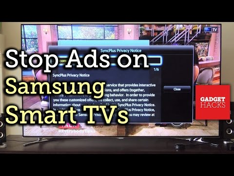 Disable Interactive Third-Party Ads on Your Samsung Smart TV [How-To]
