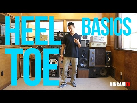 Learn How To Heel Toe | Heel Toe Basics | Beginner Breaking Tutorial thumbnail