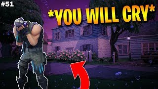 Saddest Moments in Fortnite #51 (TRY NOT TO CRY)