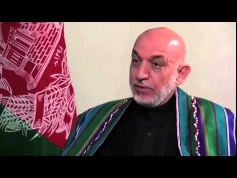 Afghan's Karzai Blasts Pakistan