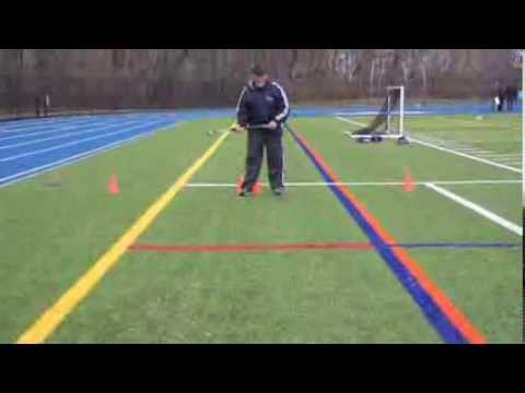 Field Hockey Drills: Receiving The Ball