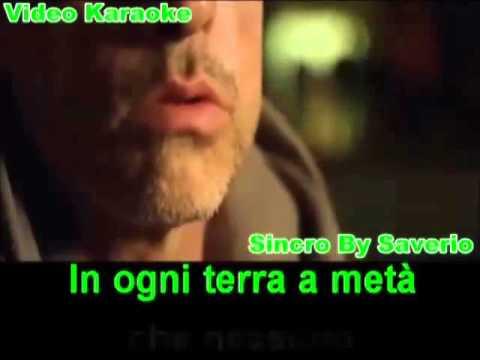 Eros Ramazzotti Buon Natale Se Vuoi Video Karaoke (Demo)