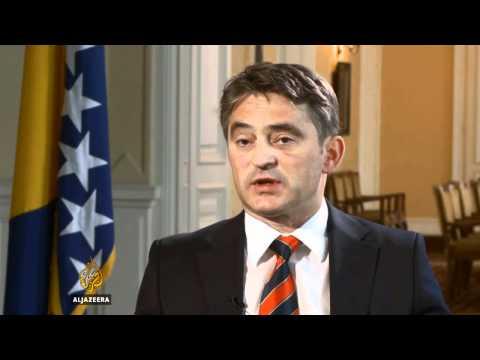 �lan Predsjedništva Bosne i Hercegovine Željko Komši� ekskluzivno za Al Jazeeru govori o razlozima ostavke na sve funkcije u SDP-u i o tome zašto je povukao ...