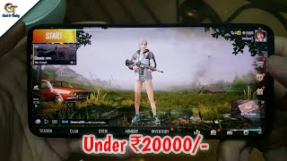 TOP 5 Best Gaming Smartphones For PUBG & FORTNITE  Under Rs.20000/- || 2018 || Mobiles For Gaming ||