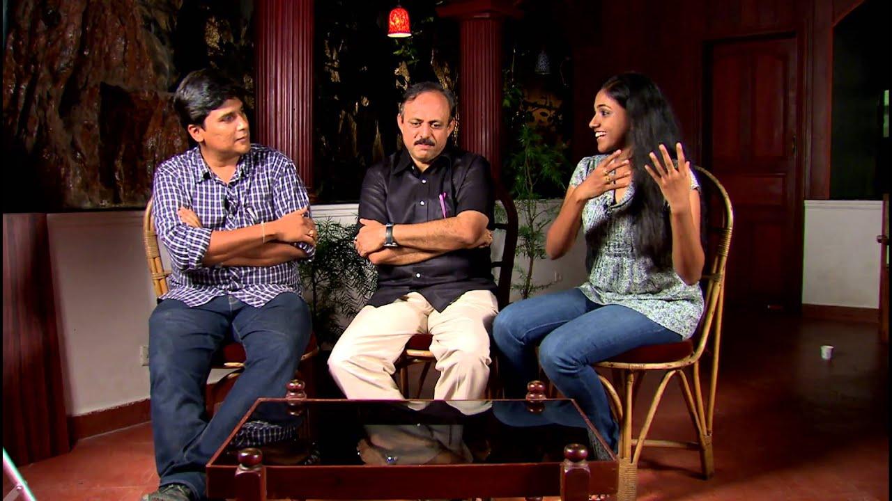 Veendum Chattakkari I Interview with Shamna, Hemanth & Hari Krishnan - Part 3 I Mazhavil Manorama