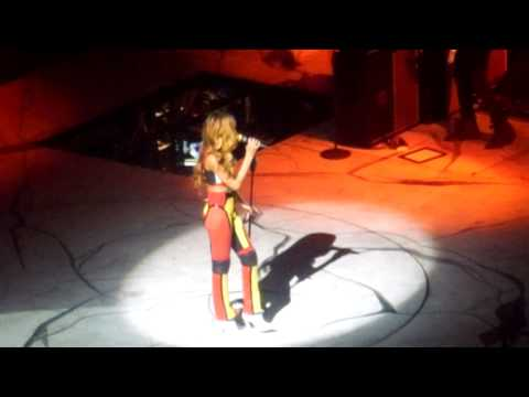 Rihanna - Diamonds World Tour, Hartford CT, Rockstar 101/What Now