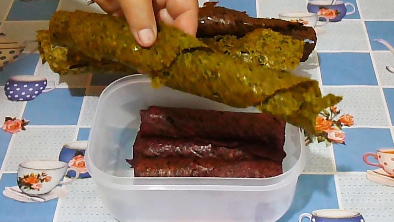 Пастила из кабачков в домашних условиях рецепт 557