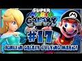 Super Mario Galaxy (1080p 60FPS 100%) - Part 17 Bonefin Galaxy & Flying Mario