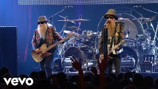 Клип ZZ Top - Gimme All Your Lovin' (live)
