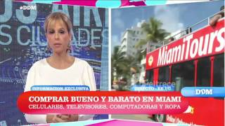 Live from Collins Hotel Miami by Diario de Mariana (Canal 13)
