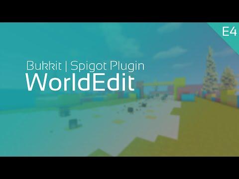 Minecraft Bukkit WorldGuard/WorldEdit Tutorial   Polygon - Rund und Eckig protec