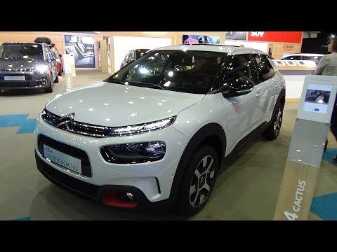 2018 Citroen C4 Cactus - Exterior and Interior - Auto Show Brussels 2018