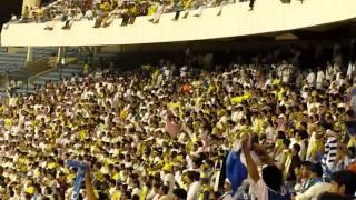 جمهور فريق النصر السعودي من الملعب