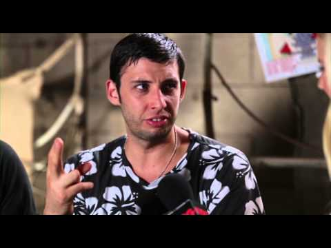 EXAMPLE - Groovin The Moo 2013 Interview BPMTV