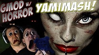 Gmod Horror Maps w/ YAMIMASH | GMI Hunt Chapter 2