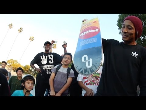 Daewon Song | Almost X Next Up Foundation