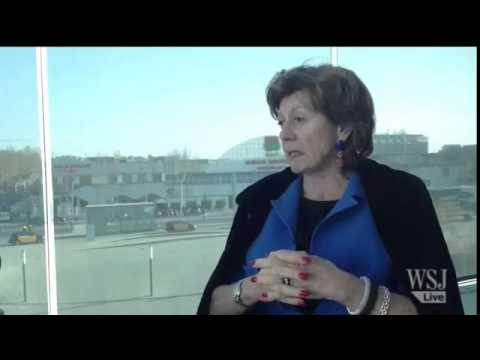 EU Telecom Chief Promises Major ShakeUp - Mobile World Congress