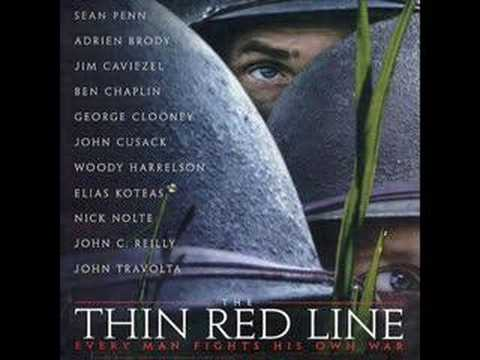 The Thin Red Line (Journey to the line) - Hans Zimmer Video