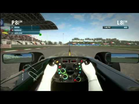 Classic Game Room - F1 2012 review part 1