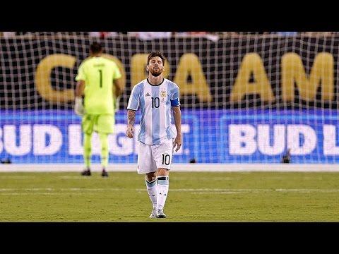 Football : Lionel Messi Annonce Sa Retraite Internationale