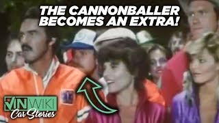 What really happened behind the scenes filming Cannonball Run?