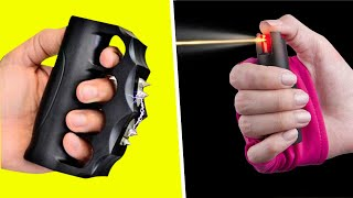 TOP 10 SELF DEFENSE GADGETS YOU MUST HAVE