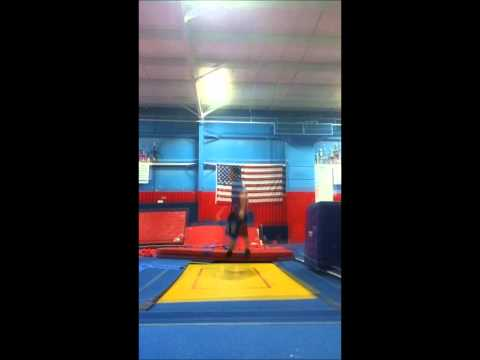 DEFY GRAVITY at Gym Nation