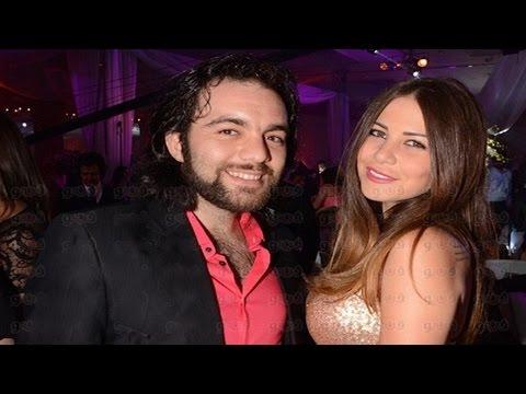 شريف رمزى وطليقته منة حسين فهمى عند الزواج وبعد الطلاق...فهل تغير شكلهم ؟