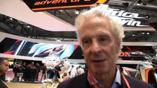 Eicma 2016: Interviste Pre Dakar 2017, Martino Bianchi
