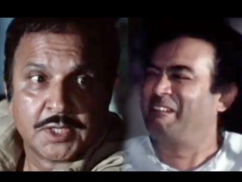 Double Role Makes Hilarious Confusion - Angoor - Sanjeev Kumar, Deven Verma