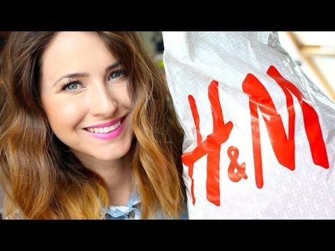 H&M Haul + Lookbook