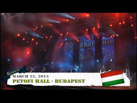 Sabaton - Far From The Fame - Swedish Empire Tour 2013