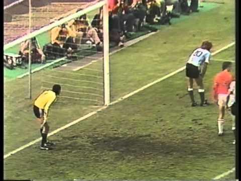 26/06/1974 Netherlands v Argentina