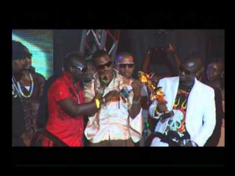 Previous Awardies At Headies 2011 video