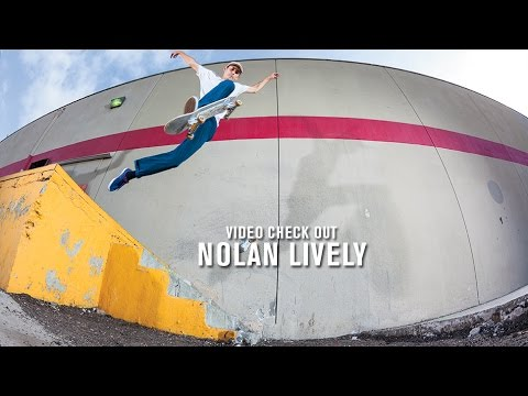 Video Check Out: Nolan Lively