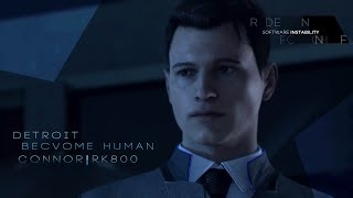 [GMV] Detroit: Become Human | Connor | RK800