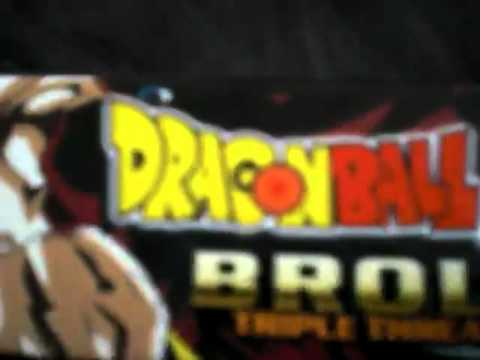 Broly Triple Threat Dbz Broly Triple Threat