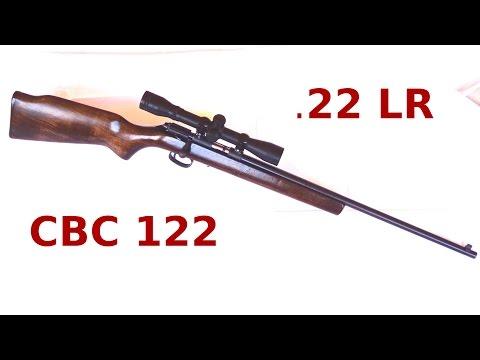 Carabina CBC 122 calibre 22 LR