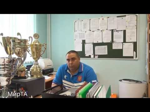 07.08.2014. VIDOV-head coach of Russia, about themselves and the sport