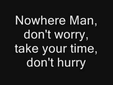 The Beatles - The Beatles - Nowhere Man